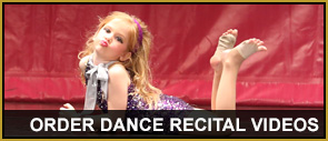 Order Dance Recital Photos